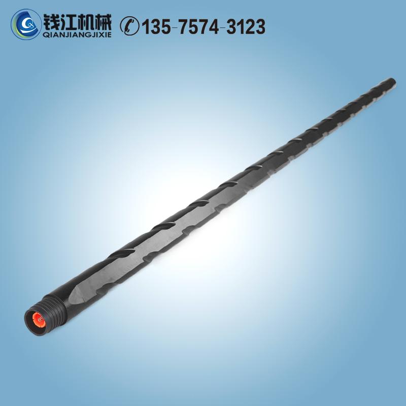 高強度(du)三稜螺旋槽隨鑽測量鑽桿