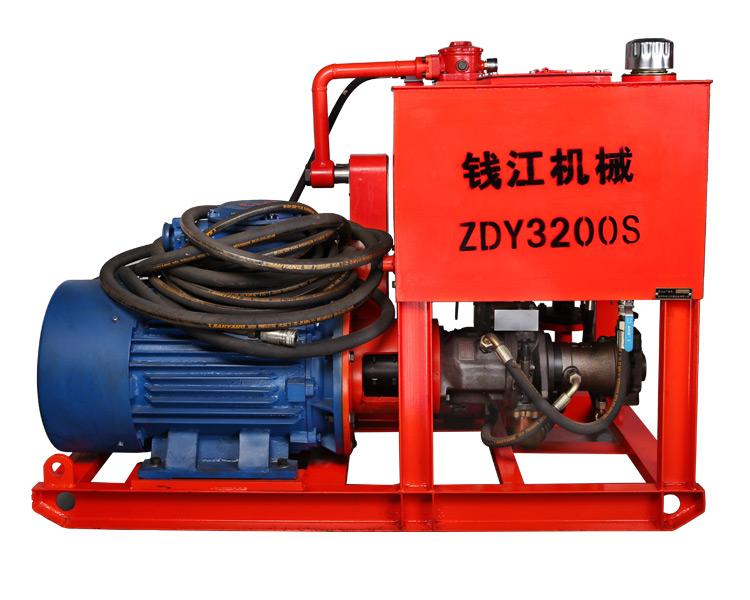 zdy3200S泵站展示