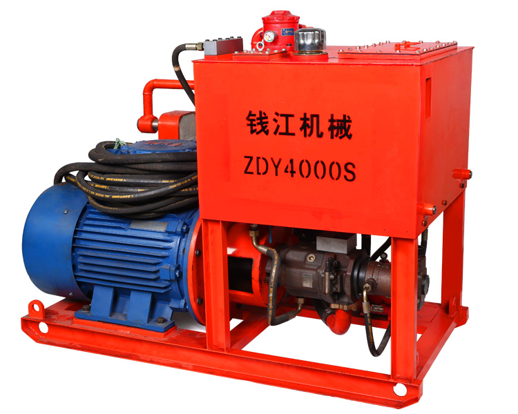zdy4000S泵站展示