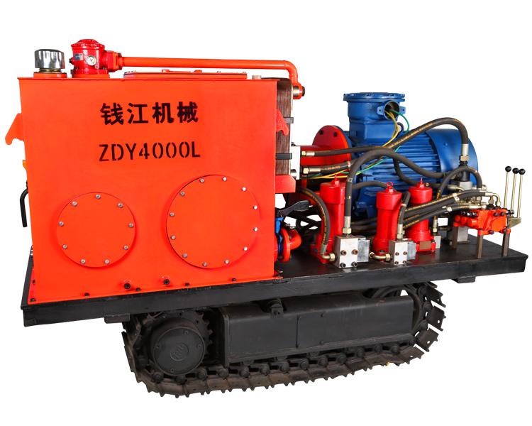 zdy4000L泵站展示
