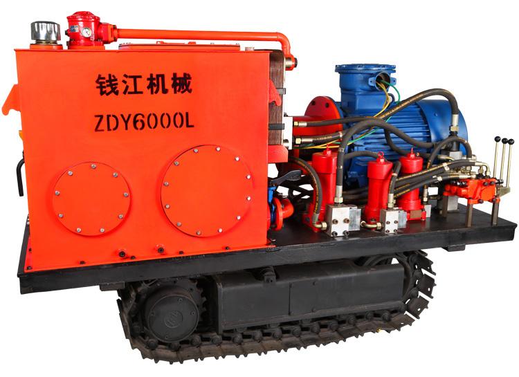 zdy6000L泵站展示